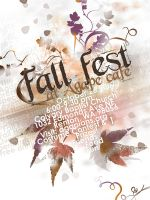 Fall Fest Flyer by surrealskies