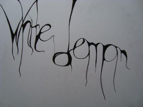 white demon - new moon by phiea