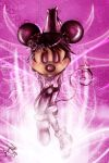 Code Minnie Mouse by cherry12
