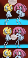 Pokecomics- Sleep talk by YoshiMister