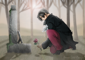 Its Hard To Say Goodbye by SweetLittleVampire