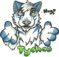 Tychas Badge by Dresden-Complex
