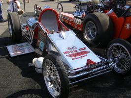 Rear Engine Dragster by Jetster1