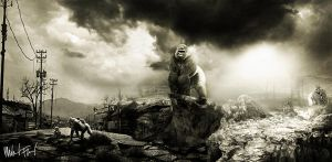 Survive the Civilisation IV by mike2190