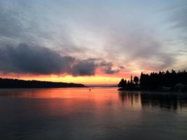 The Puget Sound by WandyStoryteller