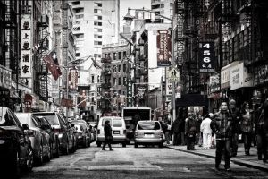 china town by unrealeye