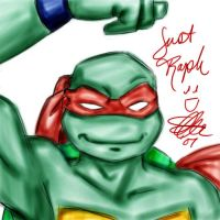 Raph by bugsytrex