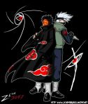 Madara vs Kakashi by zeth3047