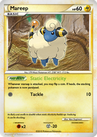 HGSS mareep by Nod3