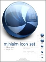 Miniaim Icon Set by pwnies