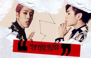 Infinite H - Look at me now by Sweety-B
