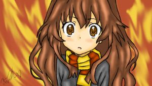 Hermione Granger by jos21luv