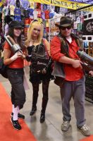 Death Fortress: Misa meets Sniper and Fem Scout by SovietMentality