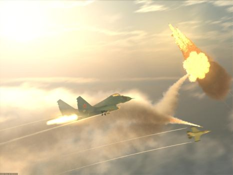 The Mig-29 by MigLeader
