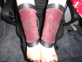 medieval bracers by Andorian