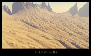 Lonely Wanderer by Yuleen75