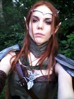 Sneak Preview! ElderScrollsOnline,High Elf Cosplay by DymondStarr