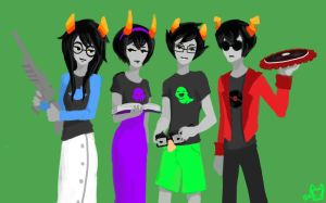 troll beta kids by vicetounge