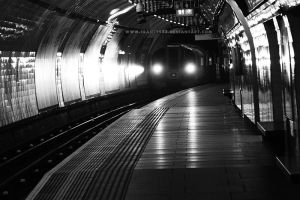 London Underground by Frances23