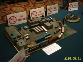 N scale layout  2d place by piojote