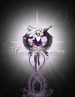 Neo Eternal Dark Moon by princessfromthesky