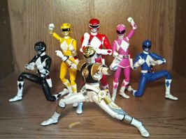 ULTIMATEfiguarts - MMPR pic 9 by ULTIMATEbudokai3