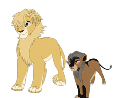 Lion adoptables*CLOSED* by commondoge