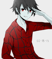 Marshall Lee by poeok