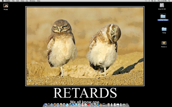 Retards by bbarata