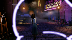 BioShock Infinite - Paris! by Nylah22