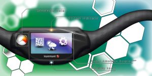 Sparta Ion Tomtom GPS Specs by SparticusX