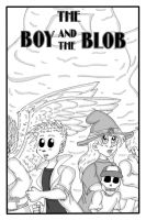 The Boy and the Blob by 3Fangs