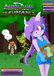Freedom Planet Resurgence #1 Cover Mar-May 2015 by CCI545