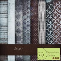 James-paper street designs by paperstreetdesigns