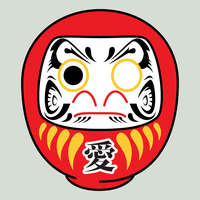Love Daruma by cow41087