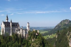 Neuschwanstein by PhilJW