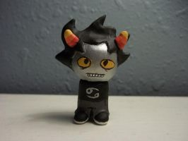 Karkat Figure by Rainy-bleu