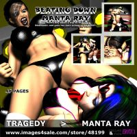 Beating Down Manta Ray (Front Cover) by EdgarSlam