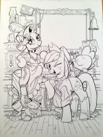 mlp ff 8 part 2 by andypriceart