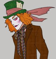 Mad Hatter by whysoseriouss