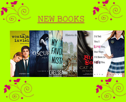 New Books by Camyloveonedirection