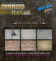 Sammuss Texures Pack Part 2 by sammuss
