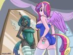 Cadance or Chrysalis by shepherd0821