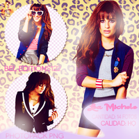 Lea Michele Photopack PNG #5 by BelEditions122