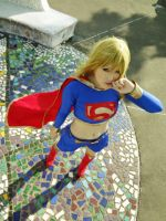 Supergirl by irohakuropiyotama