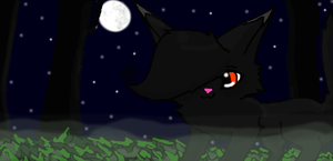Sootclaw RQ by spottedstripe12