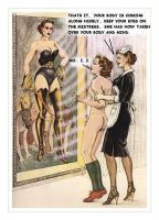 FEMALE POSSESSION TG MIRROR by juliegrey2001