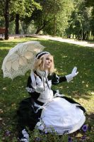 Trinity Blood - Sunshade by adelhaid
