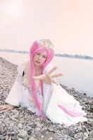 Belldandy (Netotte Megami) by Eselia