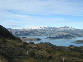 NZ - Crater Lake by ErinPtah